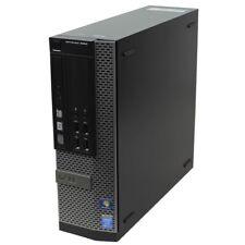 Dell Optiplex 9020 SFF Desktop Intel i5 4570 3.2Ghz 8GB 256GB SSD DVD Win 10 Pro