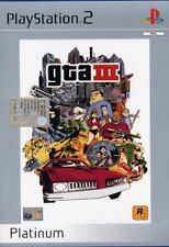 Platinum GTA 3 (ITA) PS2 - totalmente in italiano