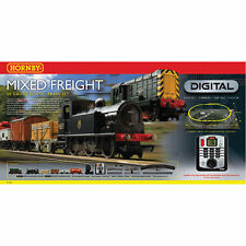 Hornby R1126 Mixed Freight 00 Gauge Digital Train Set