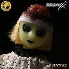 LIVING DEAD DOLLS Resurrection X PURDY Glow in Dark Ghostly White VARIANT