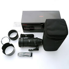 Sigma Telephoto Zoom Lens APO 50-500mm F4.5-6.3 DG OS HSM for PENTAX Camera New
