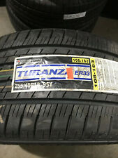 1 New 255 40 18 (95Y) Bridgestone Turanza ER33 Tire