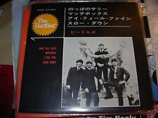 "BEATLES long tall sally ( rock ) 7"" / 45 picture sleeve - japan EP - TOP COPY"