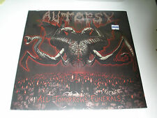 Autopsy All Tomorrow's Funerals 2XLP Compilation sealed Mint Peaceville UK
