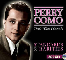 Perry Como : That's Where I Came In: Standards & Rarities CD (2013) ***NEW***