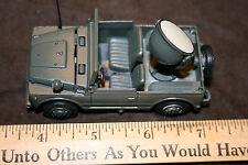 Vintage FIAT CAMPAGNOLA Spotlight Vehicle with display box NICE LOOK! JSH