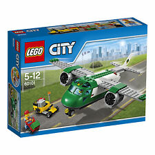 LEGO City Flughafen-Frachtflugzeug (60101)
