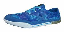Calzado de mujer Zapatillas fitness/running azules textiles