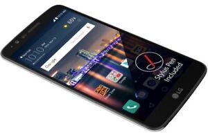 LG Stylo 3 - 16GB - Metallic Titan (Boost Mobile)