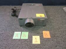 3M MP8670 PORTABLE PROJECTOR SCHOOL OFFICE THEATER DIGITAL LCD OVERHEAD USED