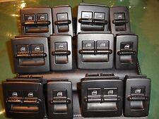 1998-2010 VOLKSWAGEN BEETLE POWER WINDOW SWITCH SET WITH BEZEL OEM 1C0 959 855