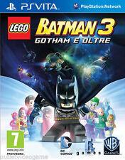 LEGO Batman 3 - Gotham e Oltre - PS VITA -ITA-NUOVO SIGILLATO [PSV0118]
