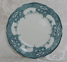 Art Nouveau Alfred Meakin Ltd c1907 Salad Plate 22.5 cm Burns Pattern