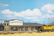 Busch 9721 US Estación (Tren ) H0 Construcción de modelos en miniatura 1 87