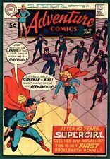 Adventure Comics #381 Silver Age DC 9.0