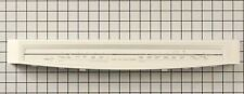 CLEAN Maytag Steam Clean Dishwasher Touch CONTROL PANEL PART W10811166 WHITE