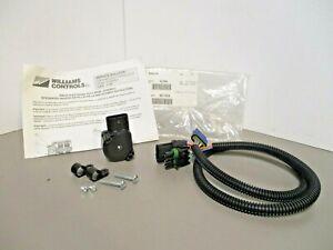 VOLVO 3917928  Williams Controls WM526 Foot Pedal Integrated Sensor Kit