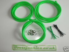 Audi 1.8t A3/A4/S3/S4/TT  Silicone Vacuum Green kit