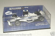 "Minichamps 1:43 430000099 Williams FW21 Launch Car No9 ""R.Schumacher"" OVP(E7280)"