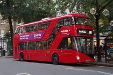 Metroline LT26 (LTZ1026) Borismaster/NBFL 6x4 Quality London Bus Photo