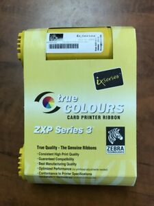 Zebra Technologies Card Printer Ribbon