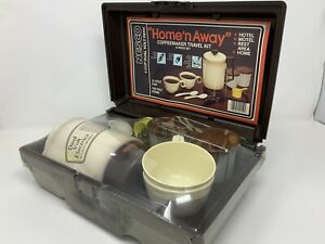 Nesco Home 'N Away Coffeemaker Travel Kit N.O.S. Sealed