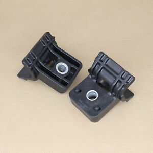 Set of 2 Chevy Cruze Radiator Bracket Original Authentic Product OEM # 13250318