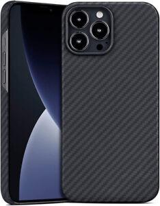 100% Original Aramid Carbon  Fiber Case Ultra Slim Cover For iPhone 13 Pro Max