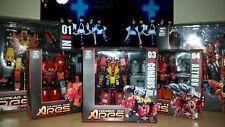 Transformers TFC Toys ARES aka Predaking