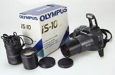 Olympus IS-10  Lens zoom 28-110 mm    (Réf#M-058)