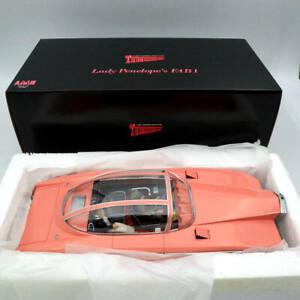 AMIE 1:18 Rolls Royce Lady Penelope's Thunderbirds FAB 1 FAB1 Resin Limited