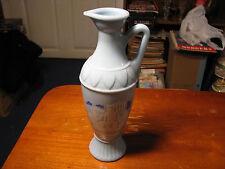 Vintage Greek Style Glass Urn Vase