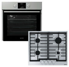 Gorenje, BO635E01X and G6N41XUK Built In Oven & Gas Hob Pack