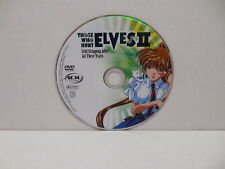 DVD Anime Cartoon NO CASE Those Who Hunt Elves II Volume 2