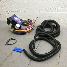 Wire Harness Fuse Block Upgrade Kit for 1935 - 1936 Pontiac 6 hot rod rat rod