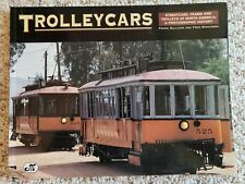 Trolley Cars, Trolleys of North America, A Photographic History, New, 127 pages