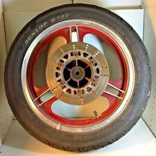 - Kawasaki ZX750A Hinterrad Felge Rad Reifen hinten / rear wheel -