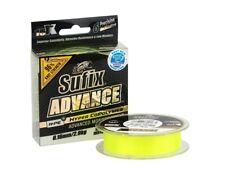 Sufix Advance Hi-Vis Yellow 150m 0.16mm-0.23mm Monofilament Line