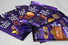 Cadbury Dairy Milk Canadian King Size Chocolate Bars You Choose Flavor