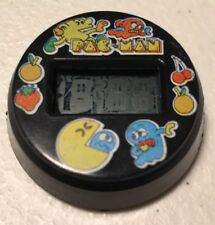 Pac Man Digital Watch Vintage Stick On Button Watch MZ Berger & Co
