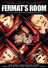 Fermat's Room / La habitacion de Fermat (DVD) NEW
