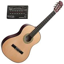 CC AS-851 Konzertgitarre Set mit Stimmgerät Konzert Gitarre Klassikgitarre