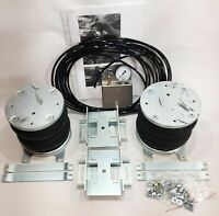 Air Suspension KIT with Compressor for Nissan NV400 2010-2020 RWD - 4000kg