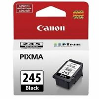 New Canon PG 245 - CL 246  Series of Ink Cartridge,Retail Box