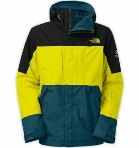 The North Face NFZ Mens Ski Snowboard Jacket Steep Series Gore-Tex Coat RRP£320