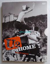 U2 GO HOME LIVE FROM SLANE CASTLE DVD Live DIGIPACK