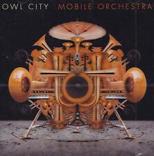 OWL CITY - CD - MOBILE ORCHESTRA  ( Neu )