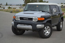 Toyota FJ Cruiser Ram Air Hood With Functional Extractor Vents Rk Sport 51011000