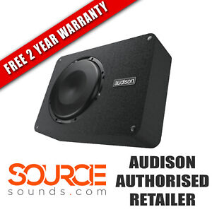 "Audison Prima 8"" APBX 8R Sub Box - FREE TWO YEAR WARRANTY"
