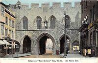 BR61890 southampton the bar gate south  uk